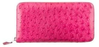 Hermes Ostrich Azap Wallet