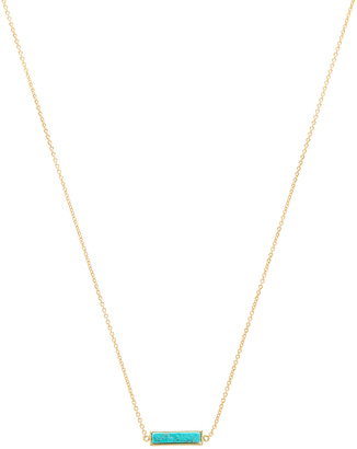 gorjana Dez Bar Necklace $50 thestylecure.com