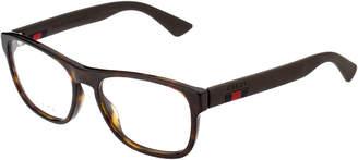Gucci Men's Gg0173o-30001715003 54Mm Optical Frames