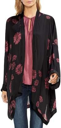 Vince Camuto Floral-Print Kimono