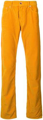 President'S slim corduroy trousers