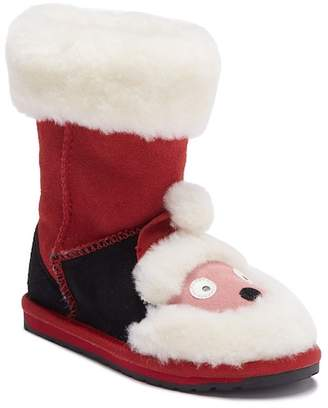 Emu Little Santa Suede Wool Lined Boots (Toddler, Little Kid, & Big Kid)