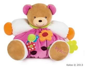 Kaloo Flower Bear Stuffed Animal