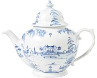 Juliska Country Estate Main House Teapot
