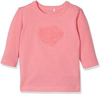 Name It Baby Girls' Nbfova Ls Long Sleeve Top,30 (Manufacturer Size: )