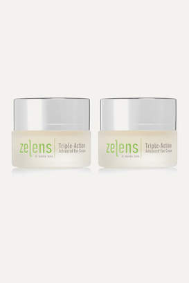 Zelens Triple Action Advanced Eye Cream Duo, 2 X 15ml - one size
