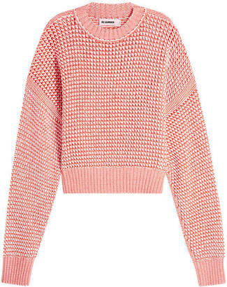 Jil Sander Pullover with Wool and Cashmere
