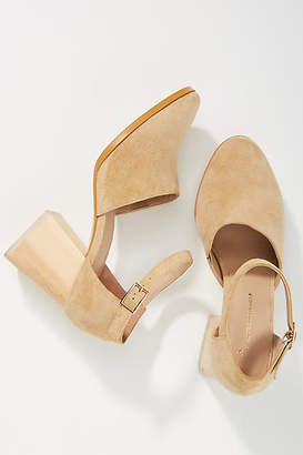 Anthropologie Meredith Block Heels
