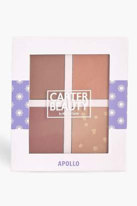 boohoo Carter Beauty Apollo Bronzing Palette