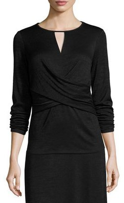 NIC+ZOE Every Occasion Top $108 thestylecure.com