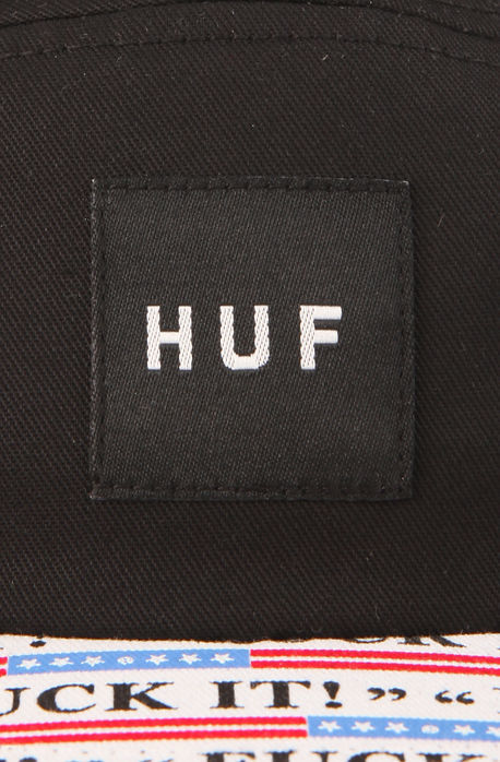 HUF The Fuck It 5 Panel