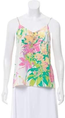Yumi Kim Floral Sleeveless Top