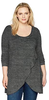 Jag Jeans Women's Plus Size Poppy Tunic