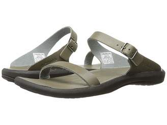 Columbia Caprizee Leather Slide Women's Slide Shoes
