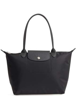 Longchamp ' Le Pliage Neo' Nylon Tote Shoulder Bag