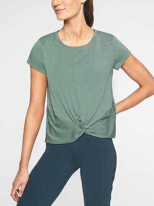 Athleta Essence Twist Tee
