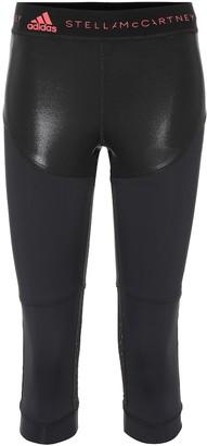 adidas by Stella McCartney Run 3/4 cropped leggings