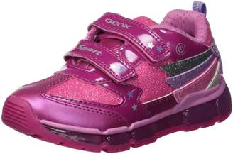 Geox Girl's Andriod Light-Up Sneaker