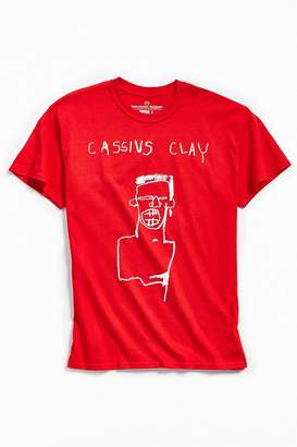 Urban Outfitters Cassius Clay Basquiat Tee