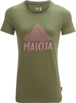 Maloja PitschenM. T-Shirt - Women's