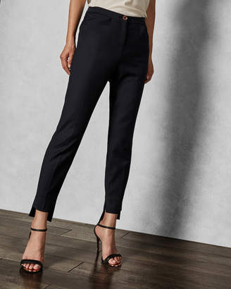 Ted Baker RIVAAT Stepped hem skinny trousers