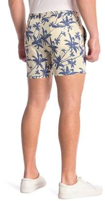 Parke & Ronen Holler Print Shorts