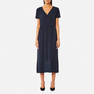 Samsoe & Samsoe Women's Dessy V Neck Dress