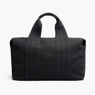 James Perse MONTECITO COATED CANVAS WEEKEND BAG