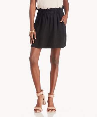 Sole Society Paperbag Mini Skirt