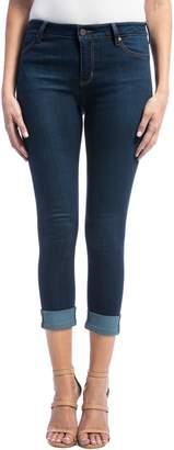 Liverpool Charlie Wide Cuff Capri Jeans