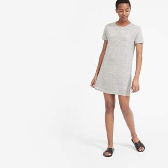 Everlane The Linen Box-Cut Tee Dress