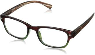 Peepers Aficionado Rectangular Reading Glasses