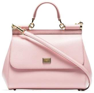 c32f737f6196 Dolce   Gabbana Pink Leather Bags For Women - ShopStyle Canada