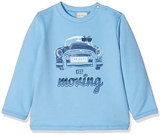 Sanetta Baby Boys' 114219 Sweatshirt Blue Fog 5597, cm