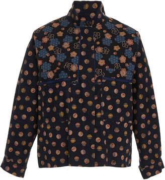 Of A Kind Alix of Bohemia One Indigo Chore Jacket