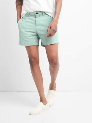 """Gap 5"""" Washwell Vintage Wash Shorts with GapFlex"""