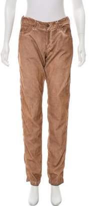 Massimo Alba High-Rise Straight-Leg Pants w/ Tags