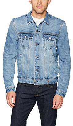 GUESS Men's Dillon Denim Jacket