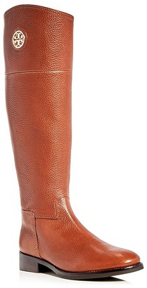 Tory Burch Junction Riding Boots $495 thestylecure.com