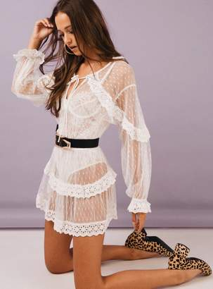 Angels Kiss Mini Dress