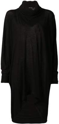 Isabel Benenato turtleneck loose-fit jumper