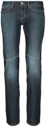 AR+ CAMOUFLAGE AR AND J. Denim pants - Item 42703168LL