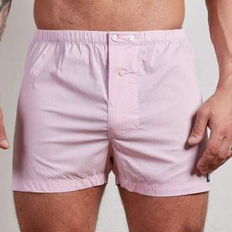 Blade + Blue Pink & White Stripe Boxer Short - Jimmy