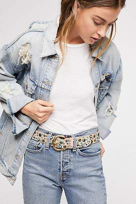 Streets Ahead Capri Embellished Belt
