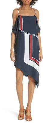 Joie Edyte Asymmetrical Dress