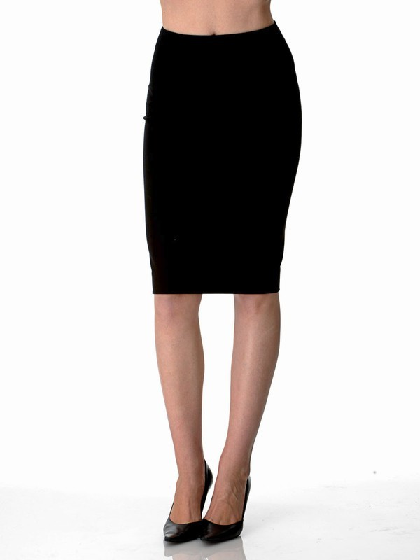 Paige Black Label Dresden High Waisted Pencil Skirt