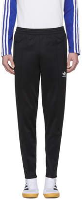 adidas Black Franz Beckenbauer Track Pants