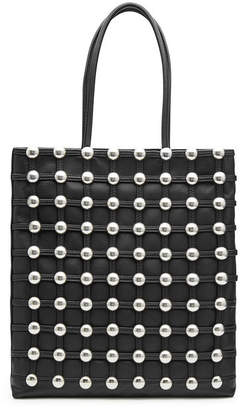 Alexander Wang Embellished Leather Tote