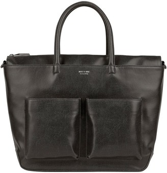Matt & Nat Matt And Nat Raylan Tote - Black