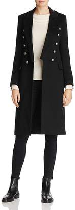 Burberry Military-Style Coat